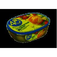"""Мороженое """"48 копеек"""" клубничный десерт 850 гр"""