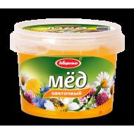"""Мёд """"Абрико"""" цветочный пл/б 150 гр."""