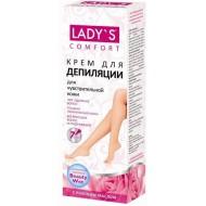 """Крем д/депиляции """"Lady's comfort"""" с розовым маслом 100 мл"""