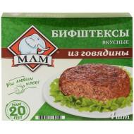 "Бифштексы ""МЛМ"" из говядины 4 шт"