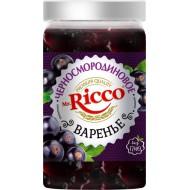 """Варенье """"Mr.Ricco"""" Черная смородина 400гр"""