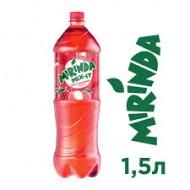 """Газированный напиток """"Mirinda"""" Клубника-Личи 1,5л"""