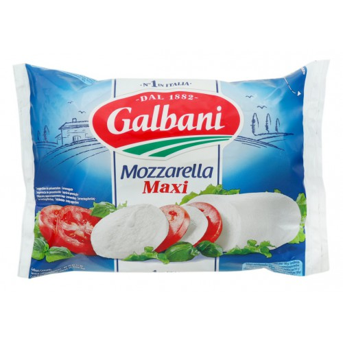 "Сыр Mozzarella макси ""Galbani"" 45% 250гр."