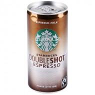 "Кофейный напиток ""Starbucks"" Doubleshot Espresso 200 мл"