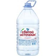 Вода Святой источник 5 л