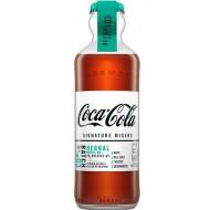 """Газ. напиток """"Coca Cola"""" Herbal ст/б 200 мл."""