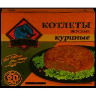 Котлеты МЛМ Вкусные куриные 335 г