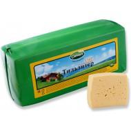 Сыр полутвердый Тильзитер 45% 1кг бзмж