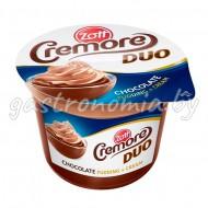 "Десерт ""Zott"" Cremore Duo Chocolate 200 гр."