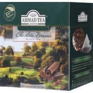 """Чай """"Ahmad tea"""" Шоколадный Брауни 25 шт"""