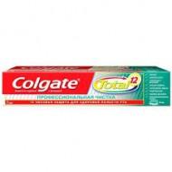 """Зубная паста """"Colgate"""" Профессиональная чистка 75 мл."""