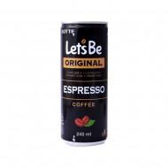 """Кофейный напиток """"Lets Be"""" Espresso 240 мл"""