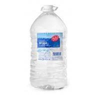 """Вода """"Первым делом"""" 5 л"""