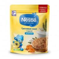 """Каша гречневая """"Nestle"""" с курагой 220 гр."""