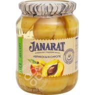 "Абрикосы ""Janarat"" в сиропе ст/б 700 гр."