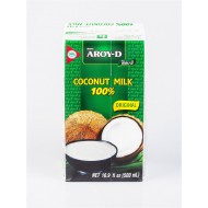 Кокосовое молоко AROY-D 70% 500 мл.