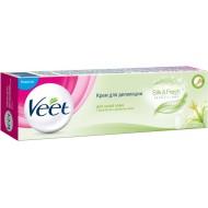 Крем для депиляции Veet для сухой кожи 100мл