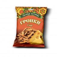 """Гренки """"Пенные истории"""" Сыр 75 гр."""