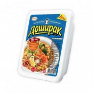 Лапша Доширак со вкусом морепродуктов 90 гр
