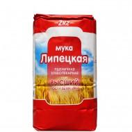 """Мука """"Липецкая"""" Пшеничная 2 кг."""