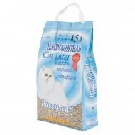Наполнитель для кошачьего туалета PUSSY-CAT Цеолитовый  4,5л