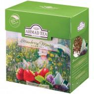 "Чай ""Ahmad Tea"" Клубничный мусс 20пак"