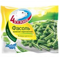 """Замороженная """"4 сезона"""" Фасоль стручковая 400 гр."""