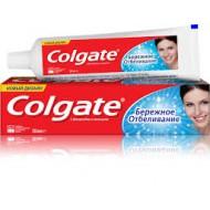 """Зубная паста """"Colgate"""" Бережное отбеливание 100 мл."""