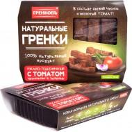 "Гренки ""Гренковъ"" с томатом, чесноком 70 гр."