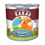 """Какао """"Коровка из Кореновки"""" 5% 380г"""