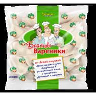 """Вареники """"Братцы"""" со свежей капустой 350 г"""
