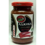 """Аджика """"Goldjick"""" Цицака жгучая ст/б 200 гр"""