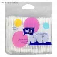"""Ватные палочки """"Bella"""" 100 шт"""