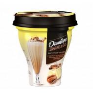 Коктейль йогуртный Даниссимо Shake&Go с белым шоколадом,пеканом и пряной корицей 5,2% 260 г