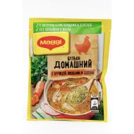 """Бульон """"MAGGI"""" с курицей, овощами, зеленью 100 гр."""