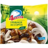 """Грибное ассорти """"4 сезона"""" 400 гр."""
