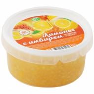 """Лимон """"ФерЭльГам"""" протертый с имбирем и медом 200 г"""