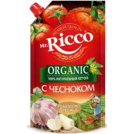 """Кетчуп """"Mr.Ricco"""" С чесноком 350 гр."""