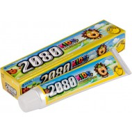 """Детская зубная паста """"DC 2080"""" Банан 80 г"""