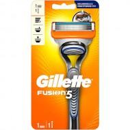 """Бритва """"Gillette"""" Fusion5 с 1 сменной кассетой"""