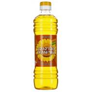"""Масло подсолнечное """"Золотая семечка"""" нераф. 500 мл"""