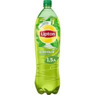 Холодный чай Lipton зеленый 1.5л
