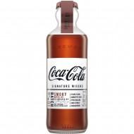 """Газ. напиток """"Coca Cola"""" Smoky ст/б 200 мл."""