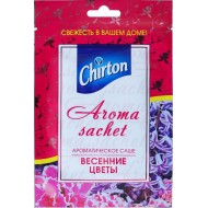 """Ароматические саше Весенние цветы """"Chirton"""" 1 шт"""