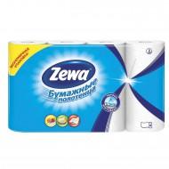 Бумажные полотенца Zewa 2-х слойн. 4шт