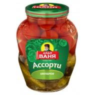 """Ассорти овощное """"Дядя Ваня"""" 1,8 кг"""