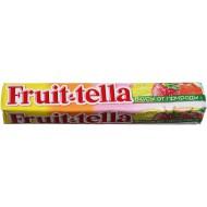 Конфеты жевательные Fruit-tella Ассорти 41гр