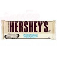 """Батончик """"Hershey's"""" Cookies Creme Bar 43гр"""