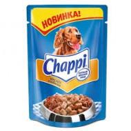 Корм Chappi для собак Мясное изобилие 100 г