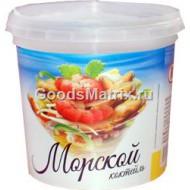 Коктейль Vici из морепродуктов в рассоле